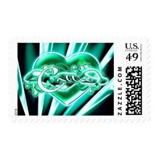 Callie Postage Stamp