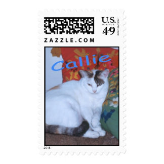 Callie Postage Stamps