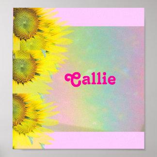 Callie Poster