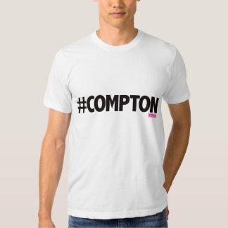 Calliefornia™-#COMPTON Remera