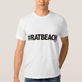 Calliefornia™-#RATBEACH Remeras