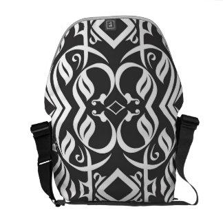 Calliggraphy Messenger Bag