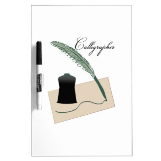 Calligrapher Dry-Erase Board