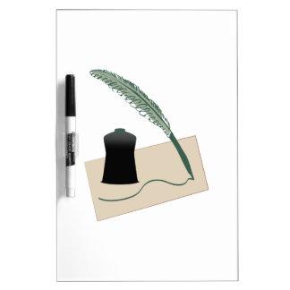 Calligrapher Instruments Dry-Erase Boards