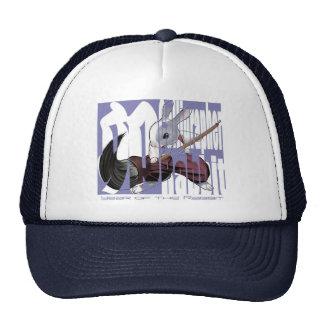 Calligrapher Rabbit - Trucker Hat- Trucker Hat