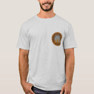 Calligraphic (Logo Front) T-Shirt