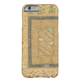 Calligraphy by the Iranian master Ali al-Mashhadi Barely There iPhone 6 Case
