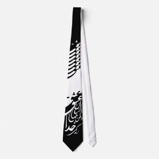 calligraphy Love of....tie Neck Tie