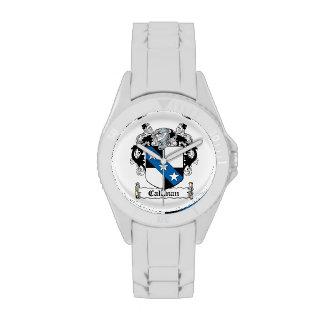 Callinan Family Crest Wristwatch