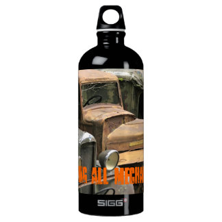 Calling All Mechanics Water Bottle
