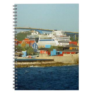 Calling at Curacao Notebook