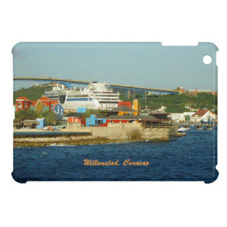 Calling at Curacao Personalized Cover For The iPad Mini
