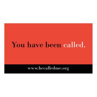Calling Card Business Card Templates