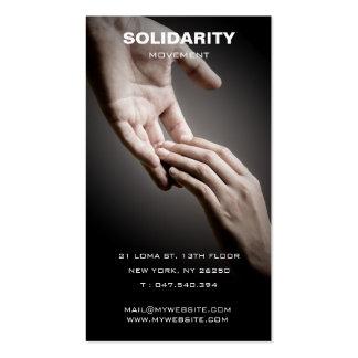 Calling card solidarity