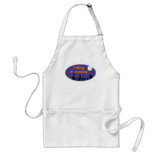 calling dr. bombay adult apron