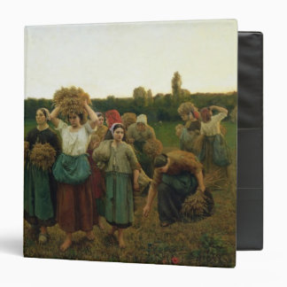 Calling in the Gleaners, 1859 Binder
