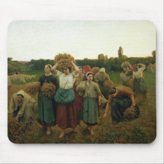 Calling in the Gleaners, 1859 Mouse Pad