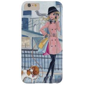 Calling New York Fashion Girl | Iphone 6 plus Case