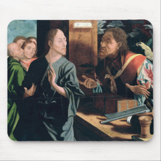 Calling of St. Matthew Mouse Pad