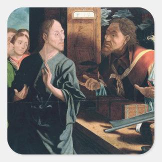 Calling of St. Matthew Square Sticker