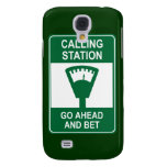 Calling Station Galaxy S4 Cover