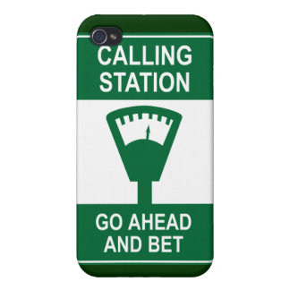 Calling Station iPhone 4/4S Cases