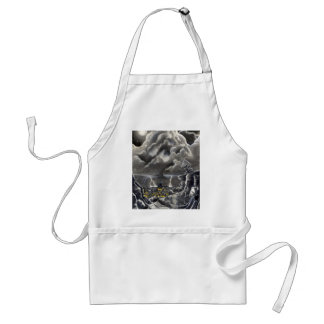 Calling the Storm Adult Apron