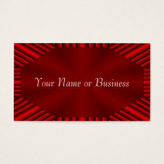 Calliope Christmas Business Cards