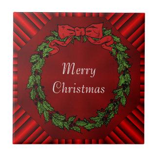 Calliope Christmas Ceramic Tile