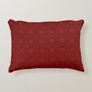 """Calliope Christmas Cotton Accent Pillow 12""""x16"""""""