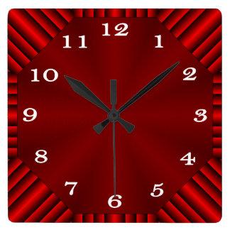 Calliope Christmas Wall Clock