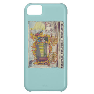 Calliope Circus Poster on Electronics Cases iPhone 5C Cover