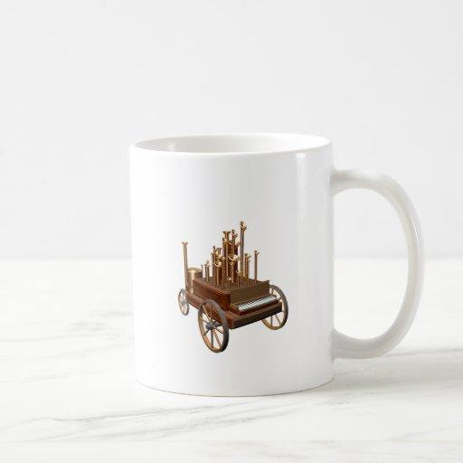 Calliope Classic White Coffee Mug