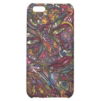 Calliope Collagescope iPhone 5C Covers