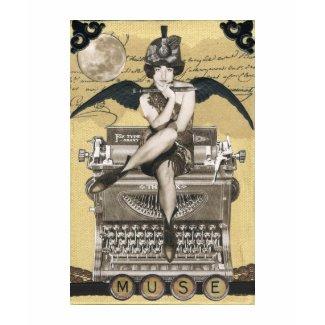 Calliope Cookie, Muse zazzle_shirt