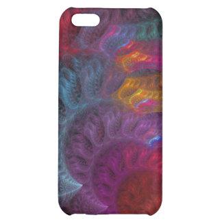 Calliope Fractal iPhone 5C Cases