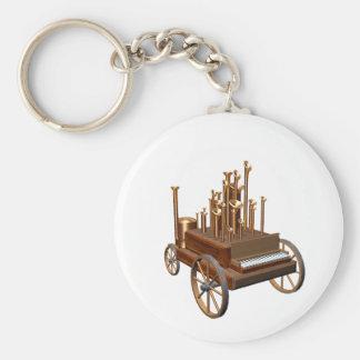 Calliope Key Chain