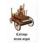 Calliope Post Card
