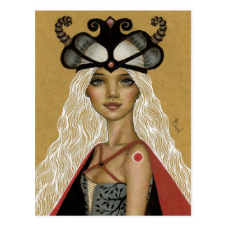 Calliope Postcard