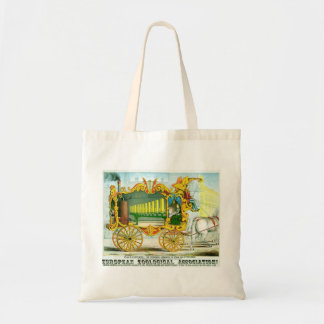 Calliope - Wonderful Operonicon Chromolithograph Budget Tote Bag