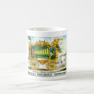 Calliope - Wonderful Operonicon Chromolithograph Coffee Mug