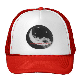 Calliope's Closet Moon Goddess Trucker Hat