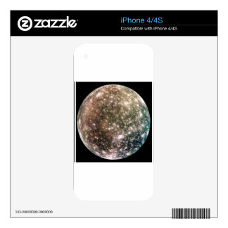 Callista iPhone 4 Skins