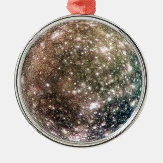 Callista Metal Ornament