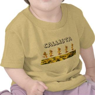 Callista Camisetas