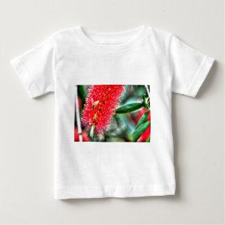 CALLISTEMON BOOTLE BRUSH FLOWER ART EFFECTS BABY T-Shirt