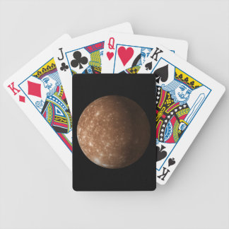 Callisto Bicycle Playing Cards