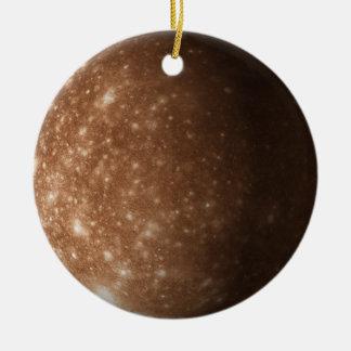 Callisto Ceramic Ornament