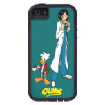 Callous Comics iPhone Case with Rianne and Cal iPhone 5/5S Case