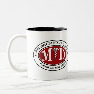 Callous Comics Physician's Coffee Mug